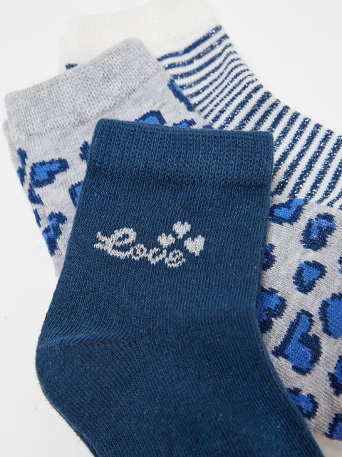 Набір шкарпеток (3 шт.) Oviesse 5183601