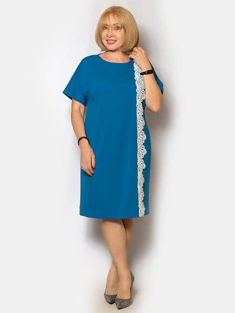 Платье синее LibeAmore 5200939