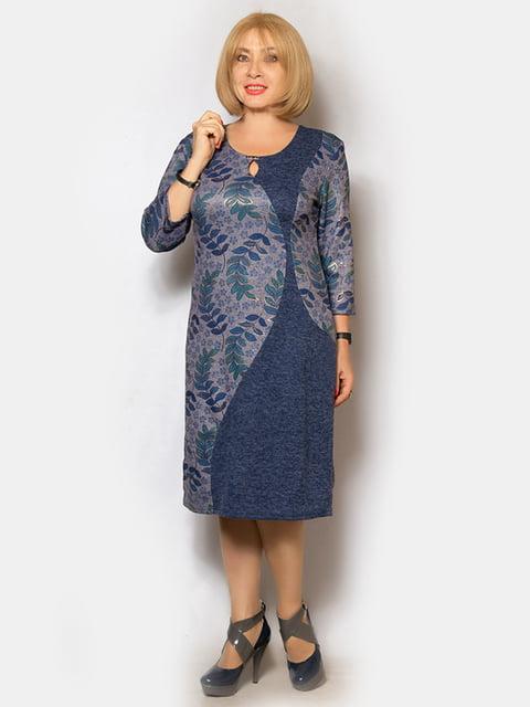 Платье в принт LibeAmore 5201013