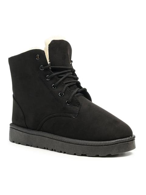 Ботинки черные Lion 5199008