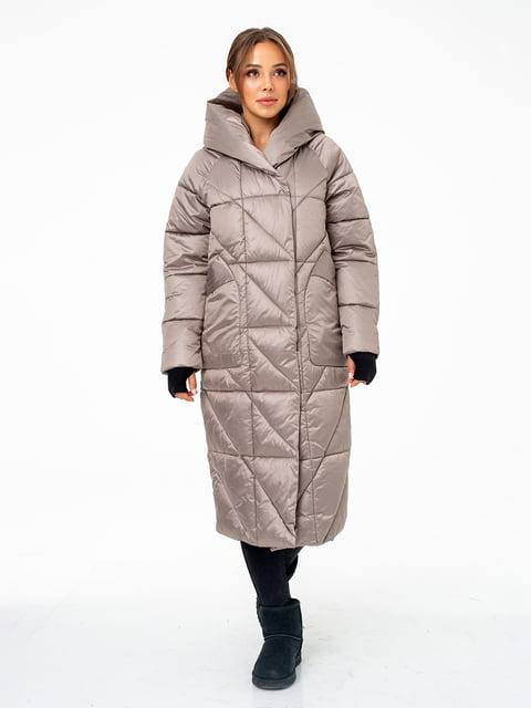 Куртка бежева White Fox 5201783