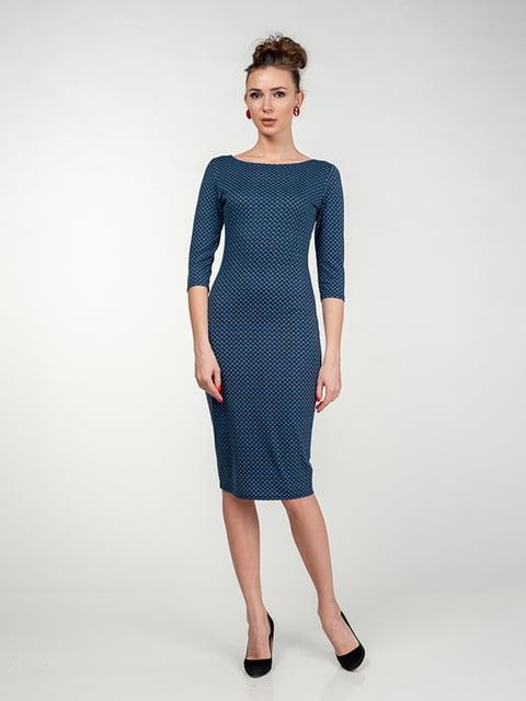 Сукня синя AERIN 5202071