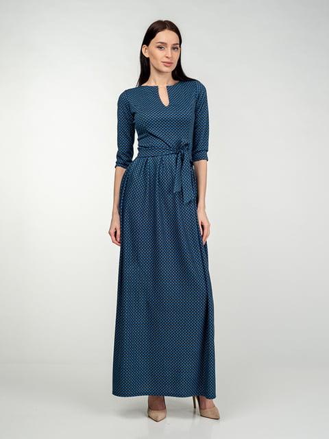 Сукня синя AERIN 5202077