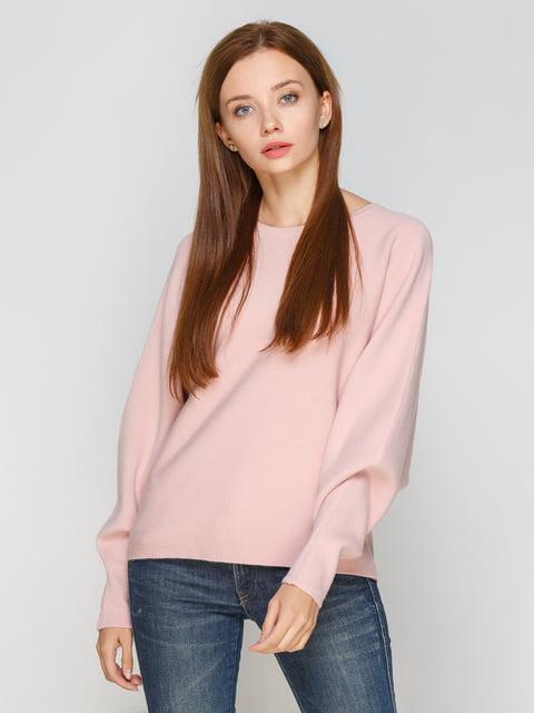 Джемпер світло-бузкового кольору M & D Fashion 5199324