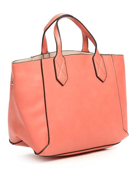 Сумка розовая Mango 4009302