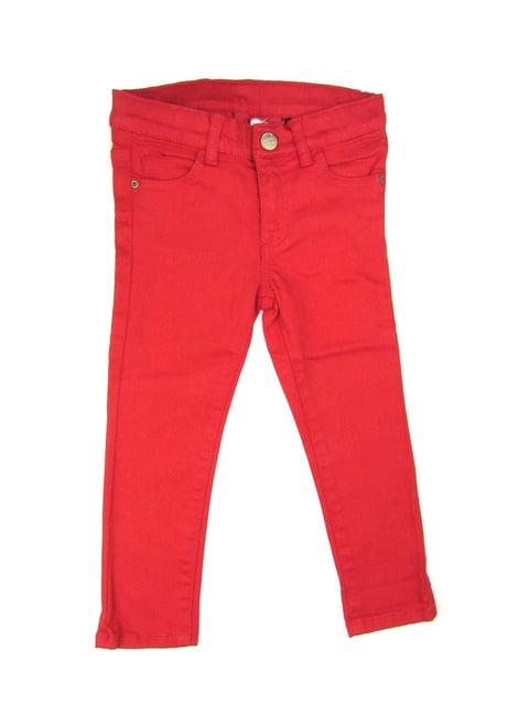 Джинси червоні H&M 5186747
