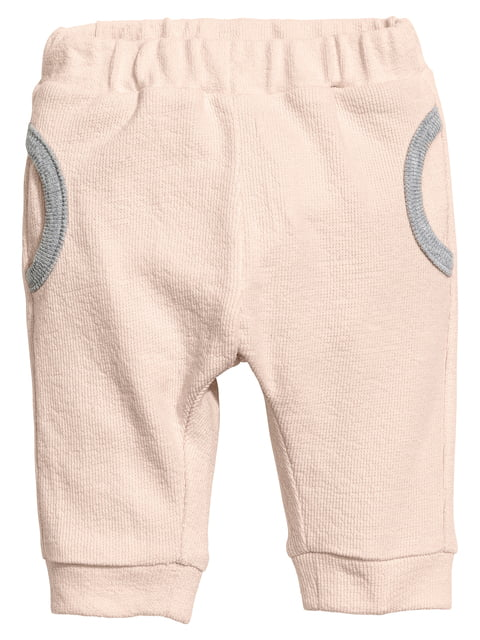 Штани блідо-рожеві H&M 5202599