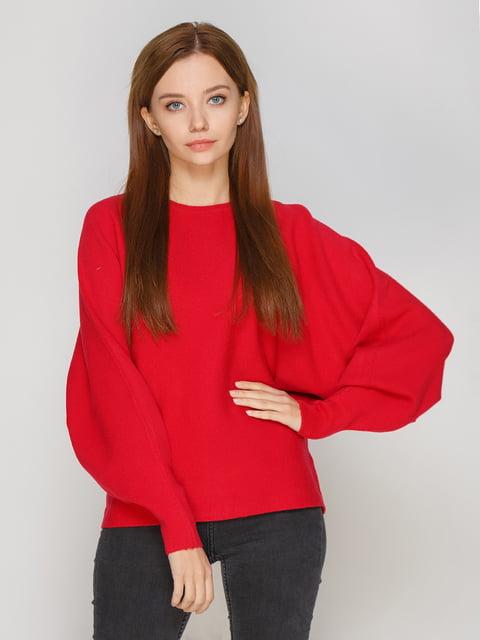 Джемпер малиновий M & D Fashion 5199321