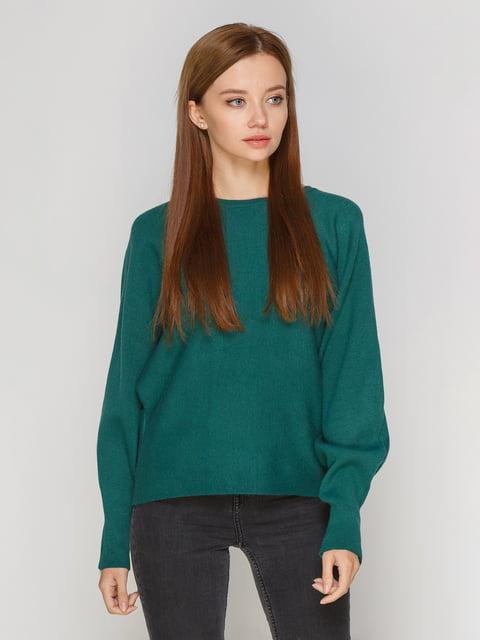 Джемпер темно-зелений M & D Fashion 5199319