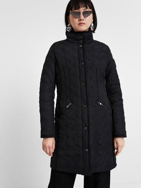 Пальто чорне Desigual 5185596