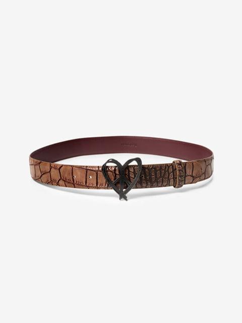 Ремінь коричневий Desigual 5196433