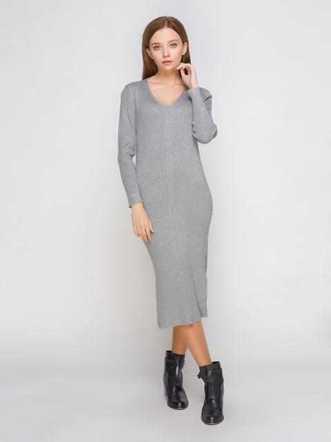 Платье серое MC LORENE 5199204