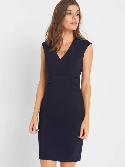Сукня темно-синя Orsay 5203206