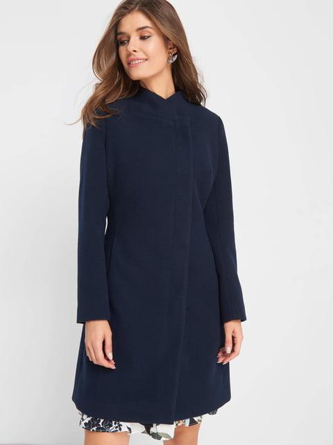 Пальто темно-синє Orsay 5203258