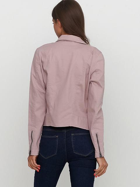 Куртка цвета пудры  джинсовая H&M 5187915