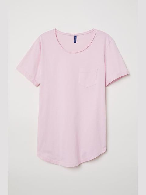 Футболка рожева H&M 5197514