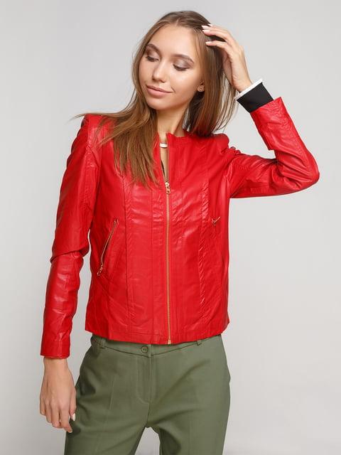 Куртка красная Maxmore 3611988