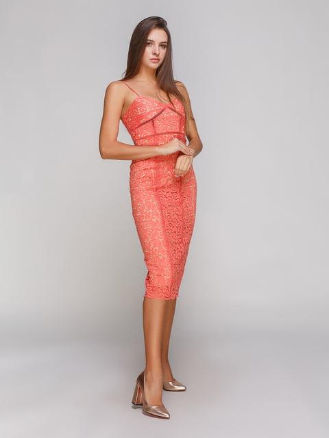 Сукня рожева Mango 4171626
