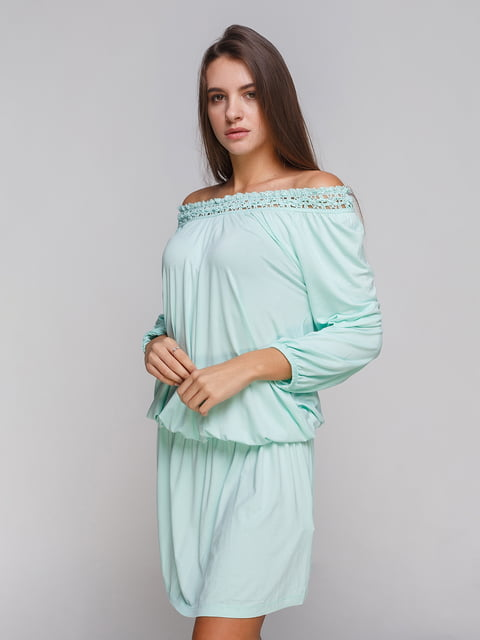 Сукня бірюзова PINKMARK 4708673