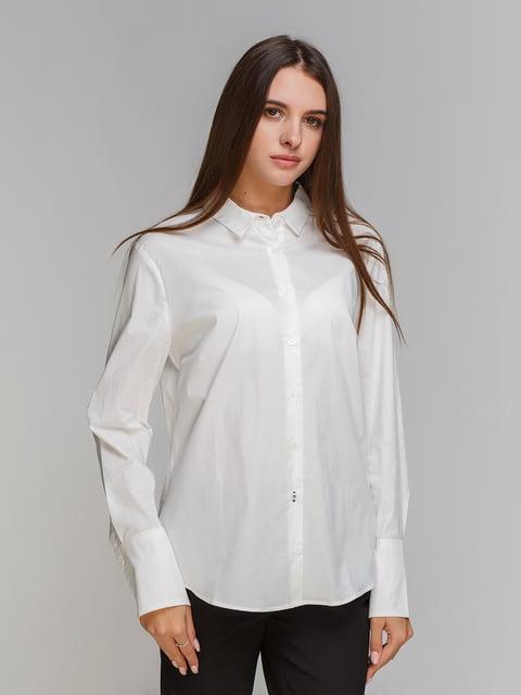 Рубашка белая Mango 3939156