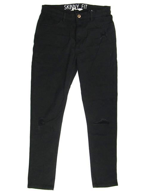 Джинсы черные H&M 5186547