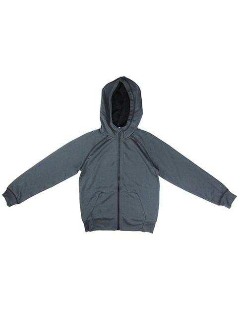Кофта спортивная темно-серая H&M 5196814
