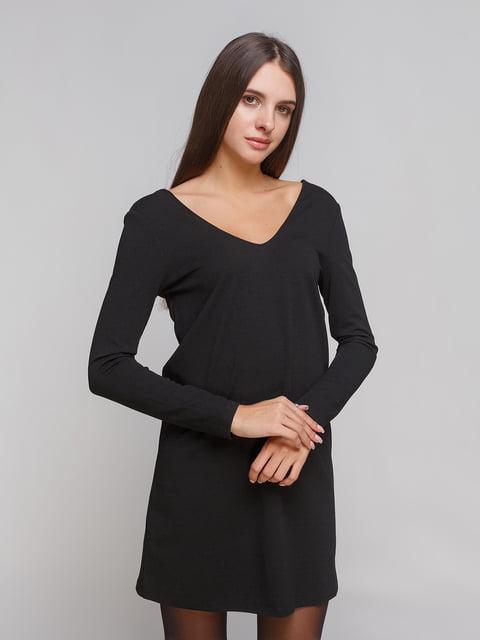 Платье черное Mango 3957031