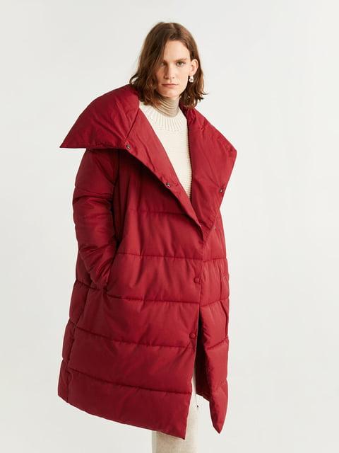 Куртка червона Mango 5188673