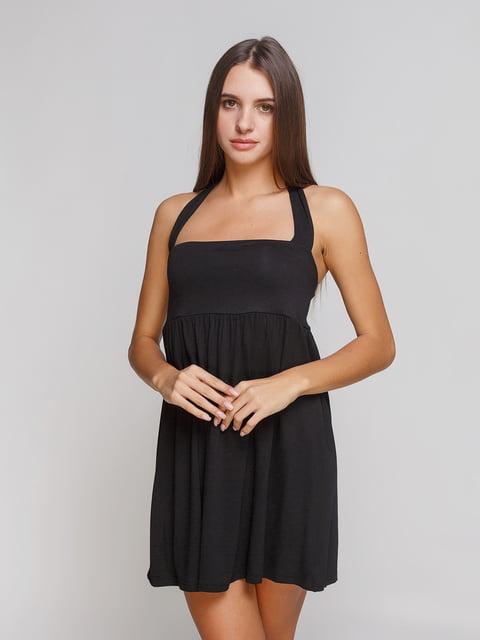 Сукня чорна Cool&Sexy 3828460