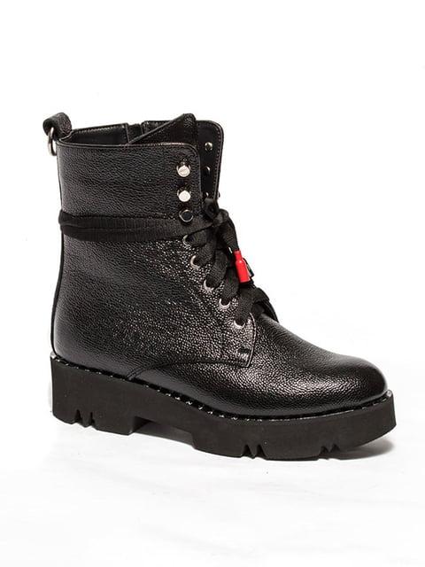 Ботинки черные Kluchini 5204834