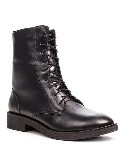 Ботинки черные Maurizi 5202885
