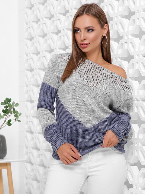 Джемпер серый MarSe 5205596