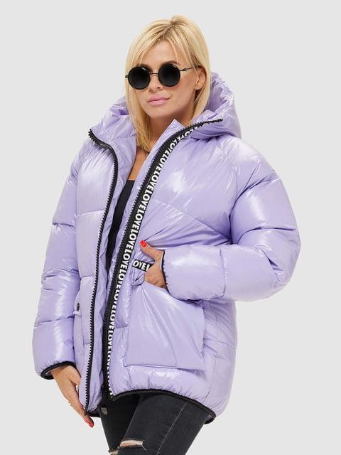 Куртка бузкового кольору Mila Nova 5207074