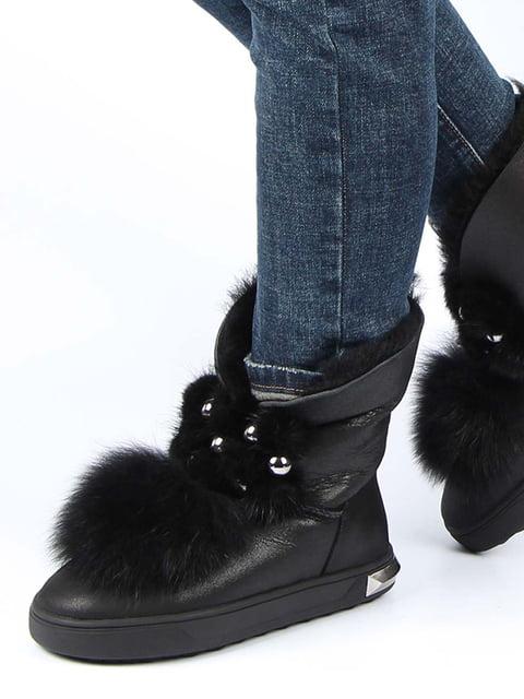 Ботинки черные MM8 5207285