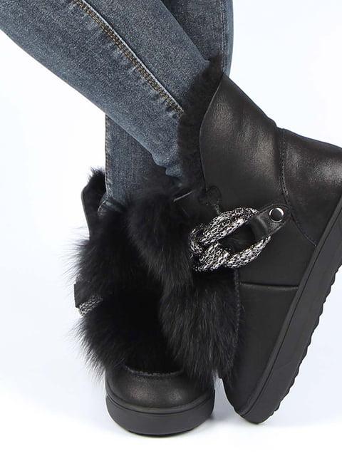 Ботинки черные MM8 5207288