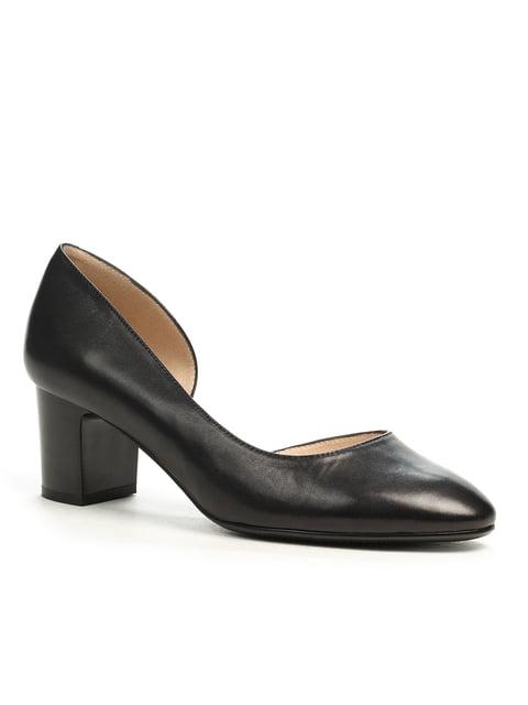 Туфлі чорні Blizzarini 5201502