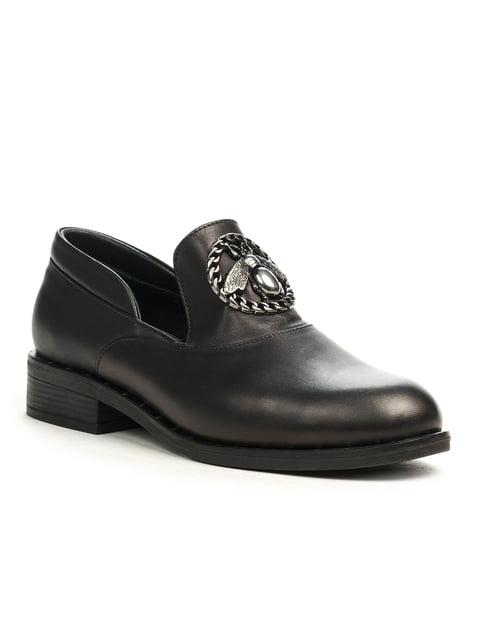 Туфлі чорні Phany 5201501