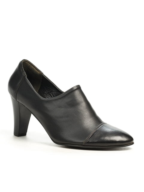 Туфли черные Platino 5201503