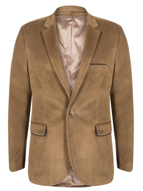 Піджак гірчичного кольору FELIX HARDY 4418559