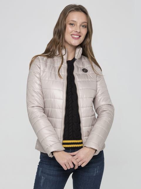 Куртка кольору пудри FELIX HARDY 4622079