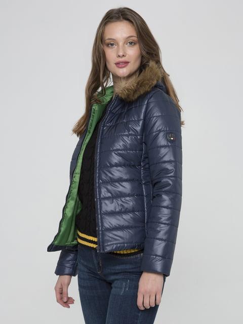Куртка синя FELIX HARDY 4692149