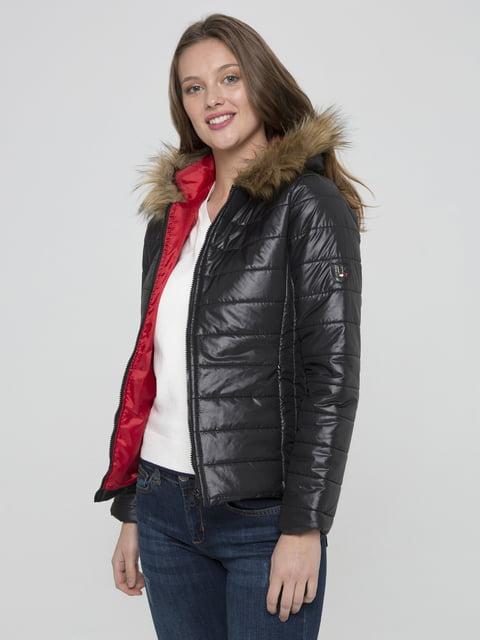 Куртка черная FELIX HARDY 4692150