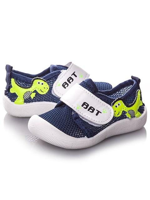 Кроссовки синие BBT.kids 5208147