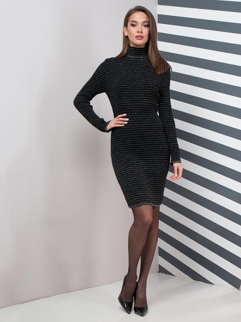 Платье черное GUASH 4759839