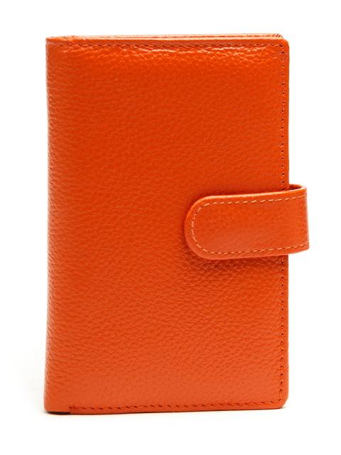 Гаманець червоний Italian Bags 5202116