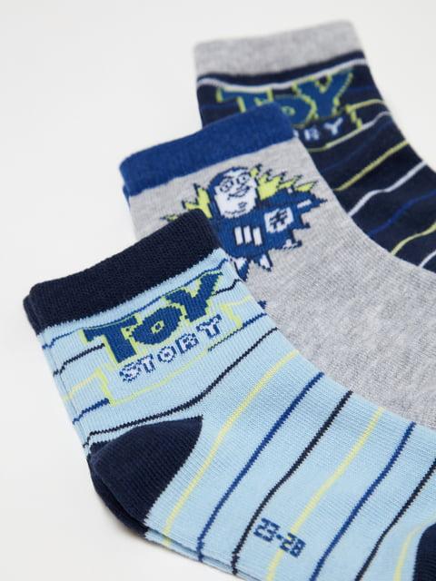 Набір шкарпеток (3 пари) Oviesse 5166686