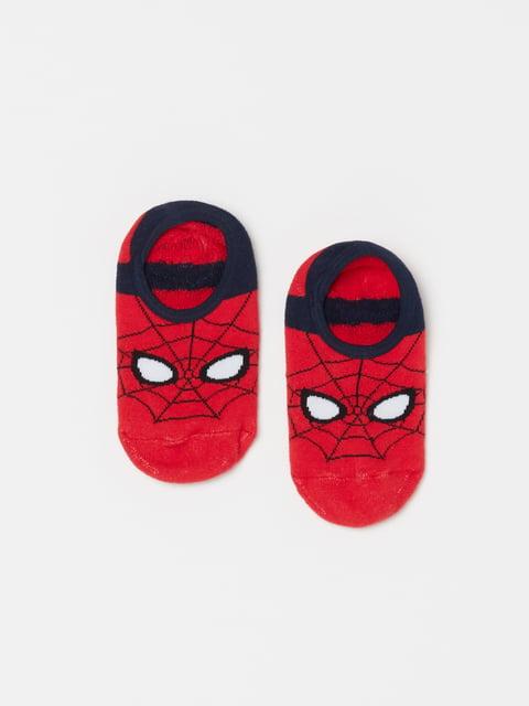 Шкарпетки червоні в принт Oviesse 5183611