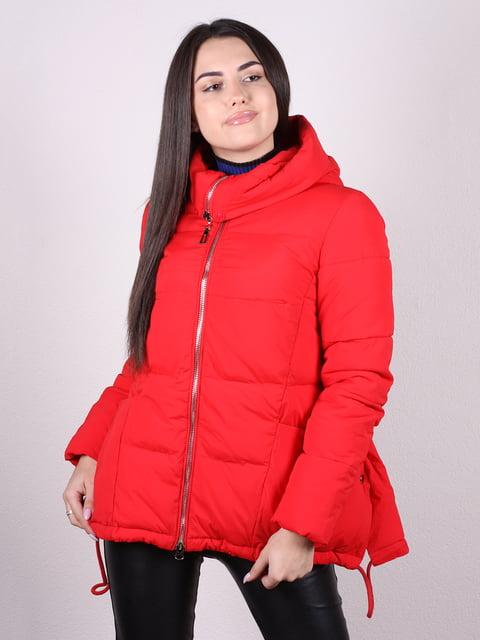Куртка червона Bolnyss 5205000