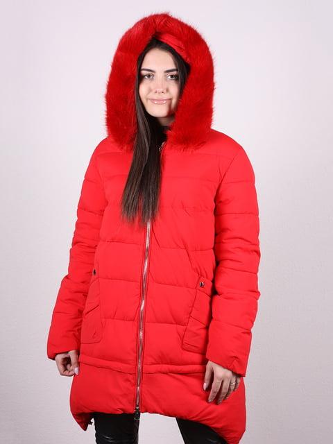 Куртка червона Bolnyss 5205223