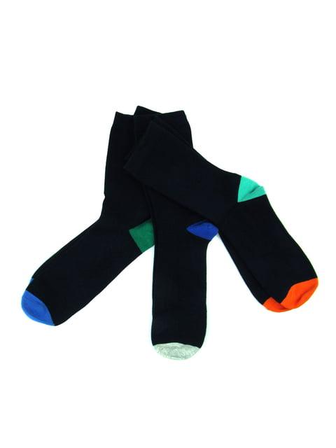 Шкарпетки темно-сині H&M 5210485